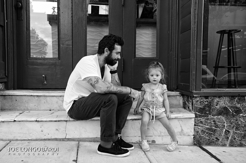 Father and Daughter. 28mm