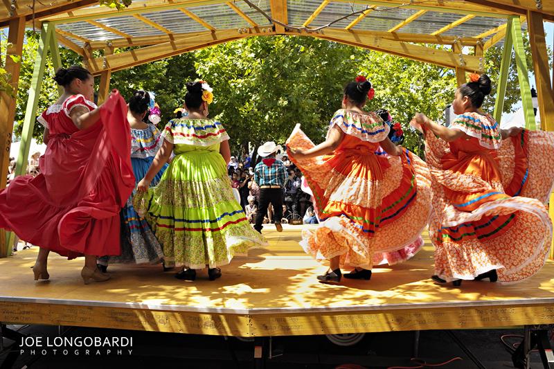 Latin American Dance at LEAF